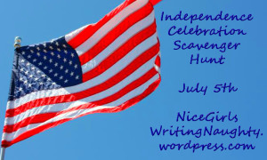 scavenger hunt, erotic romance authors, prizes