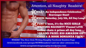 Nice Girls Writing Naughty, Prizes, Contests, Book Giveaway, Blog, Facebook, romance authors
